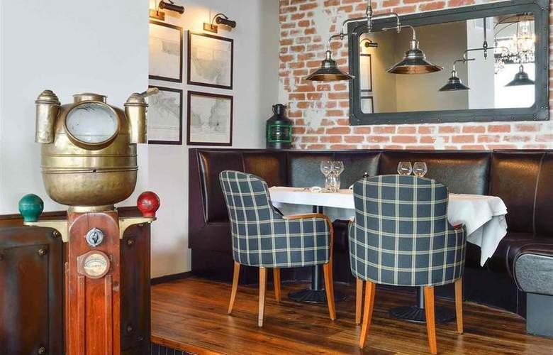 Cote Ouest Thalasso & Spa Les Sables d'Olonne - Restaurant - 77