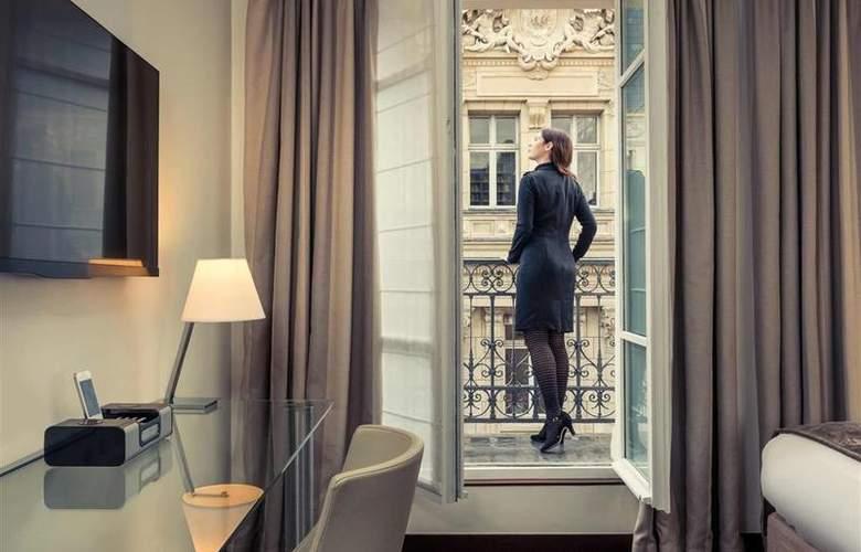 Mercure Paris La Sorbonne - Hotel - 40