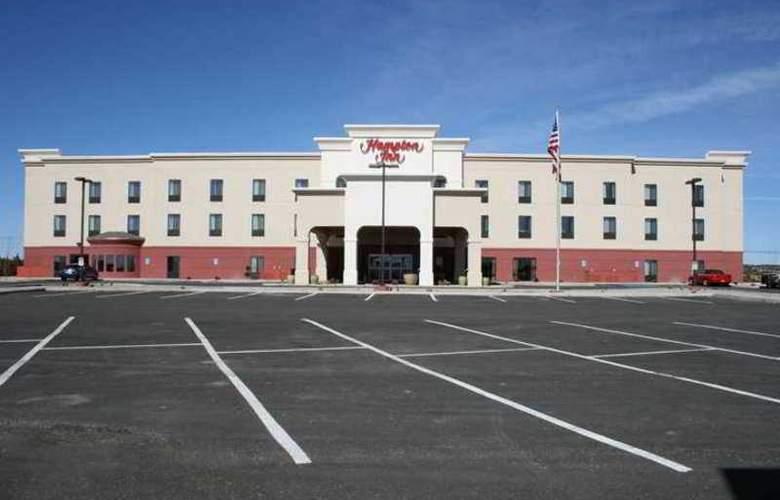 Hampton Inn Santa Rosa - Hotel - 0