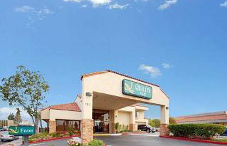 Quality Inn Near Long Beach Airport - Hotel - 0