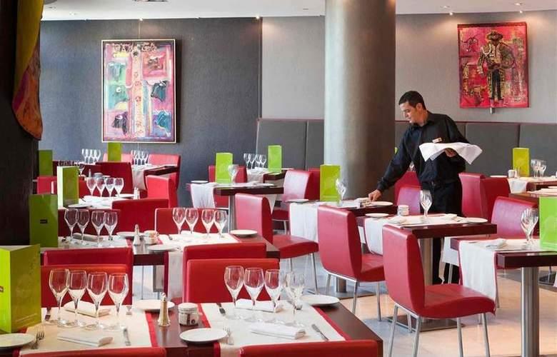 Mercure La Grande Motte Port - Restaurant - 64