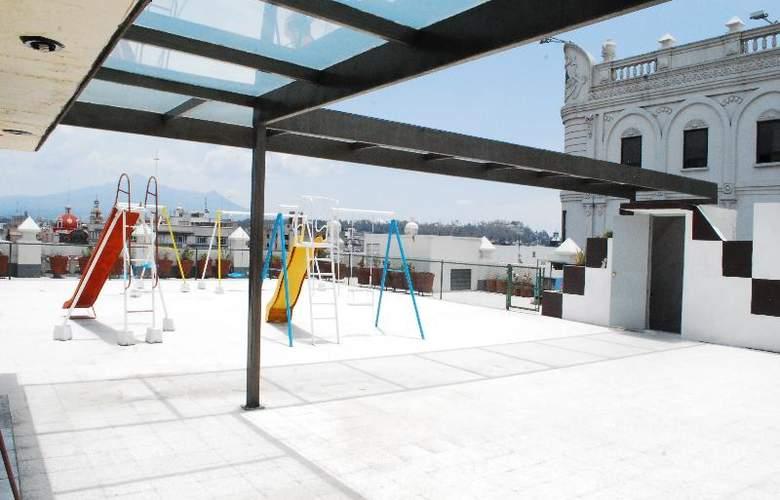Aristos Puebla - Hotel - 15