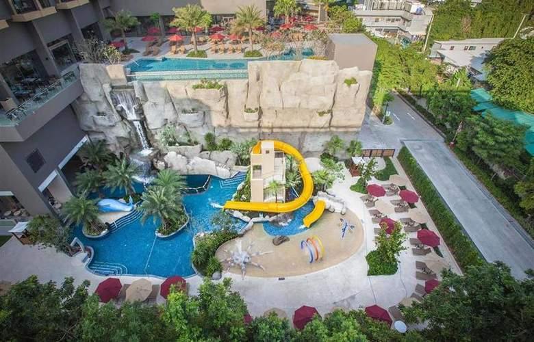 Mercure Pattaya Ocean Resort - Hotel - 38