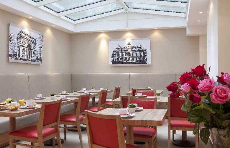 Le Grand Hotel de Normandie - Restaurant - 10