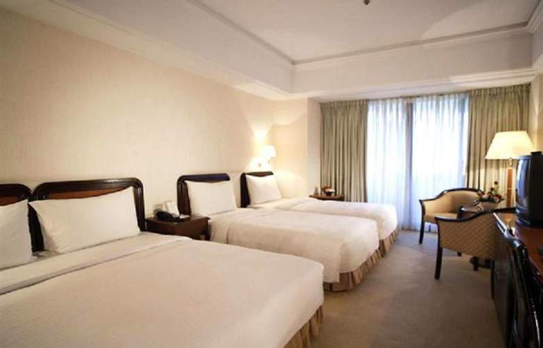 Sunworld Dynasty Hotel Taipei - Room - 2