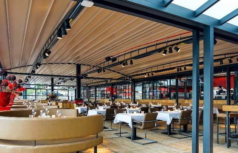 Wyndham Apollo Hotel Amsterdam - Restaurant - 16