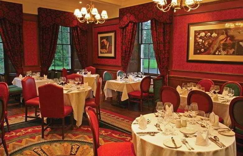 Lockerbie Manor - Restaurant - 7