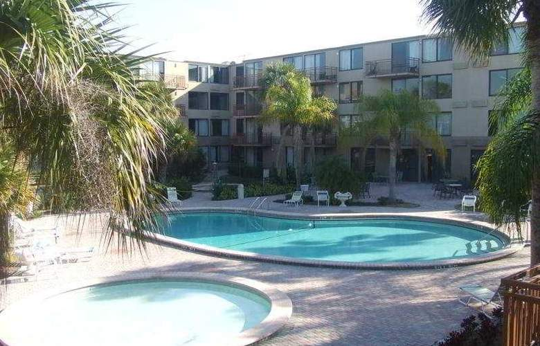 Orlando International Airport Hotel - Pool - 1