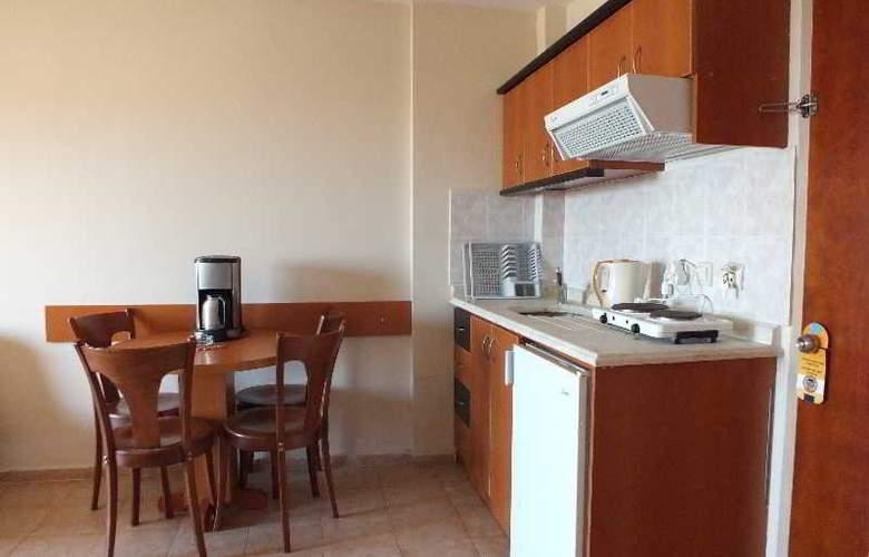 Tuntas Apartments Kusadasi - Room - 10