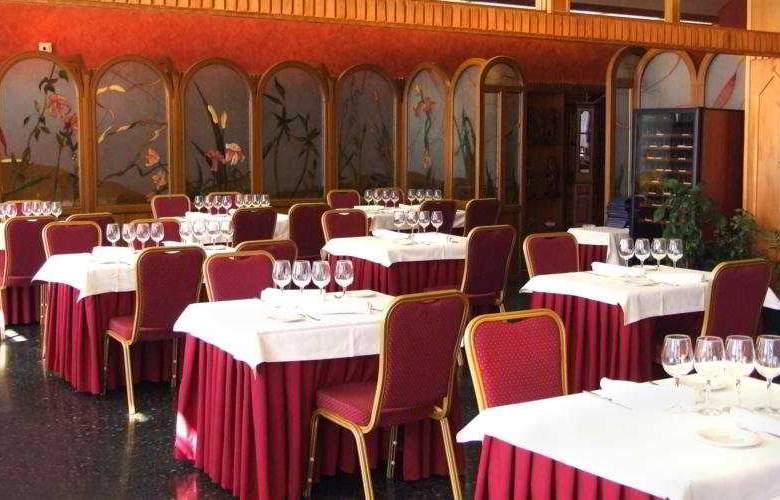 Sercotel Ciudad de Burgos - Restaurant - 5