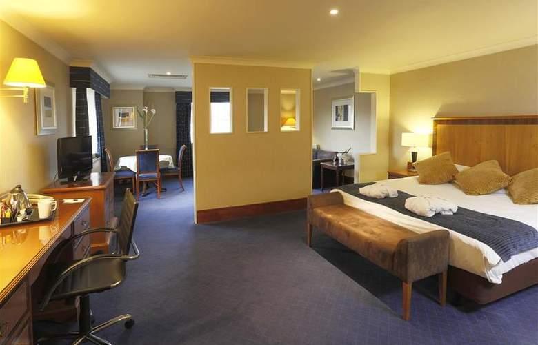 Best Western Stoke-On-Trent Moat House - Room - 71