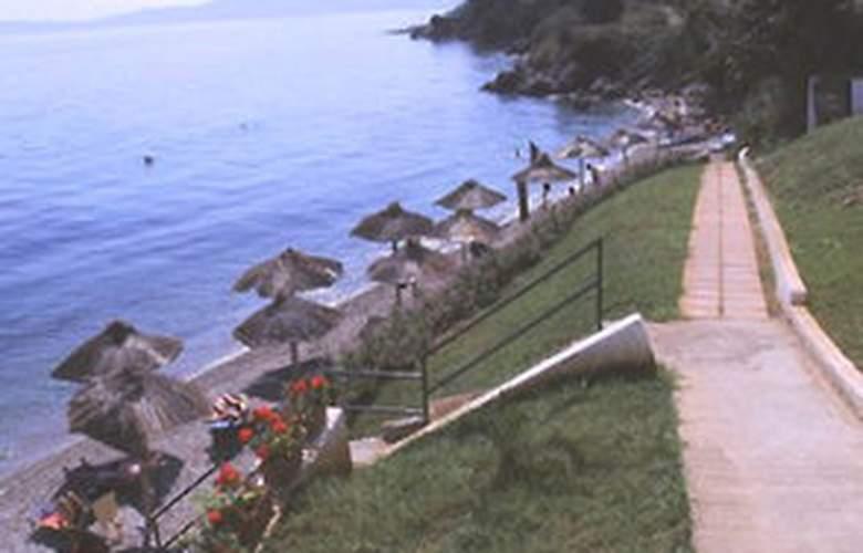 Corfu Belvedere Hotel - Beach - 2