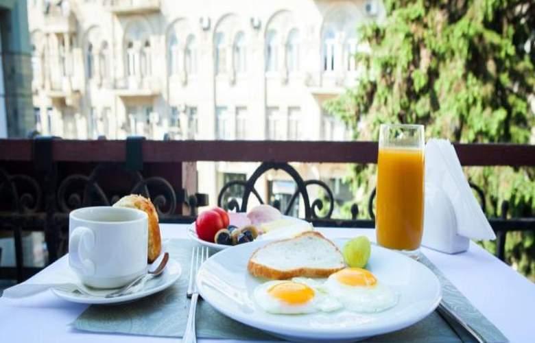 Bristol Hotel Baku - Restaurant - 12
