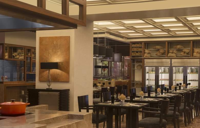 Sheraton Dubai Mall of the Emirates - Restaurant - 4