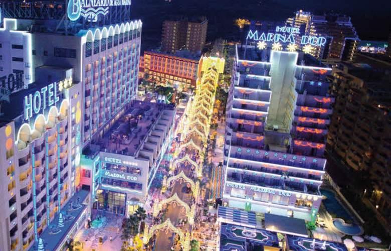 Marina dOr Playa Hotel 4 Estrellas - Hotel - 13