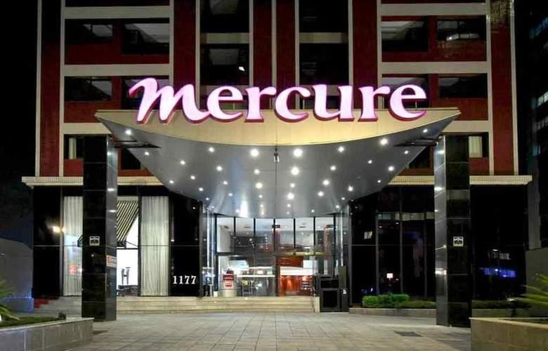Mercure Curitiba Centro - Hotel - 6