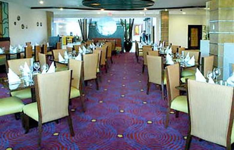 Hodelpa Garden Court - Restaurant - 8