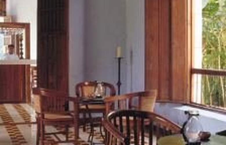 Hacienda Santa Rosa Boutique - Restaurant - 2