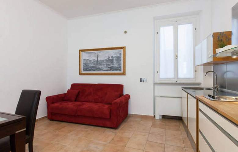 Apollo Apartments Colosseo - Room - 3