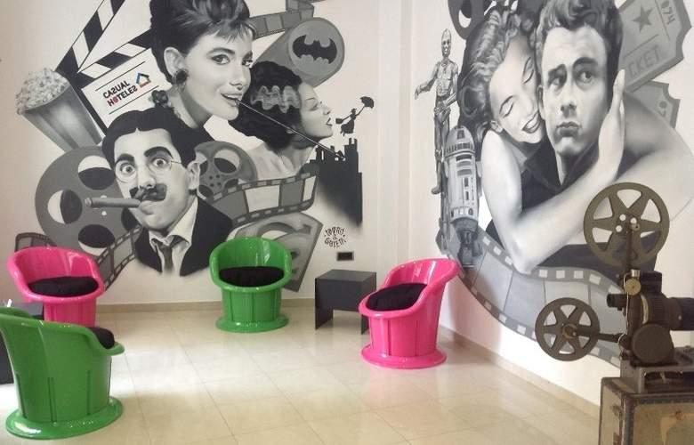 Casual Valencia del Cine - Hotel - 4