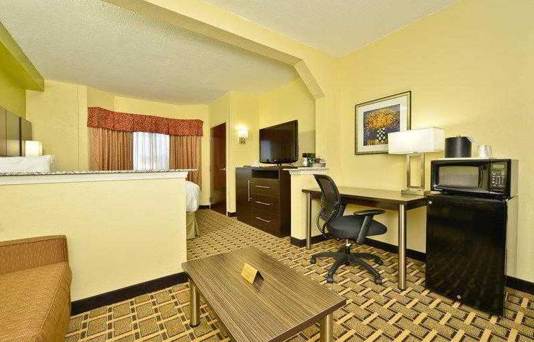 Best Western Knoxville - Hotel - 50