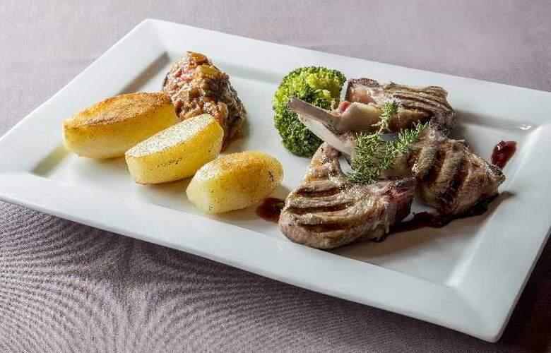 Brit Le Castel - Restaurant - 15