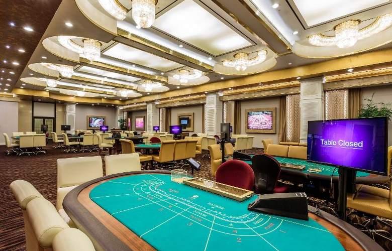 T.H.E Hotel & Vegas Casino Jeju - Sport - 18