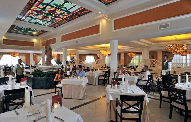 Luxury Bahia Principe Esmeralda - Restaurant - 10