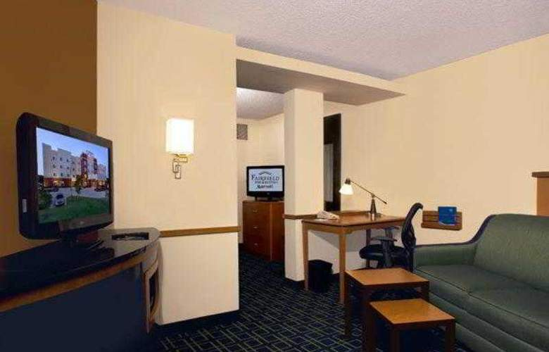 Fairfield Inn & Suites Tupelo - Hotel - 11