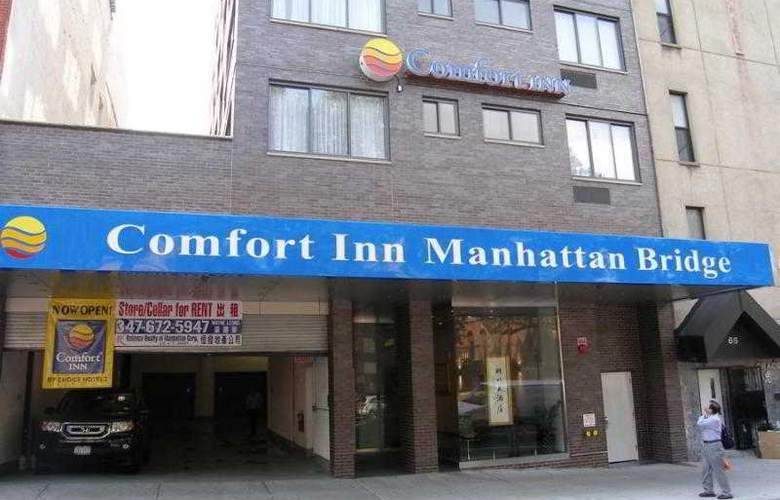 Comfort Inn Manhattan Bridge - Hotel - 2