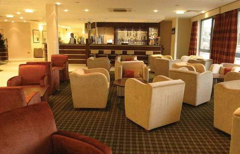 Holiday Inn Express Dunfermline - Bar - 3