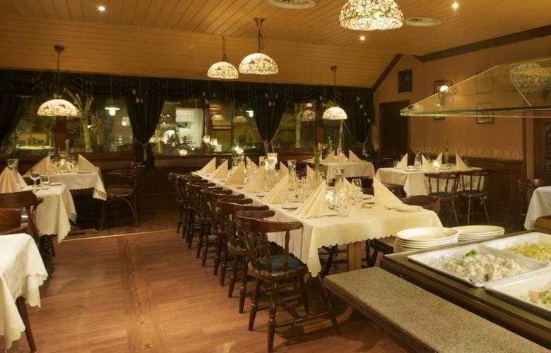 Best Western Laegreid Hotel - Restaurant - 9