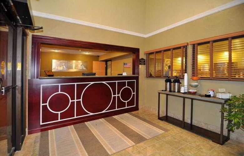 Best Western Alexandria Inn - Hotel - 20