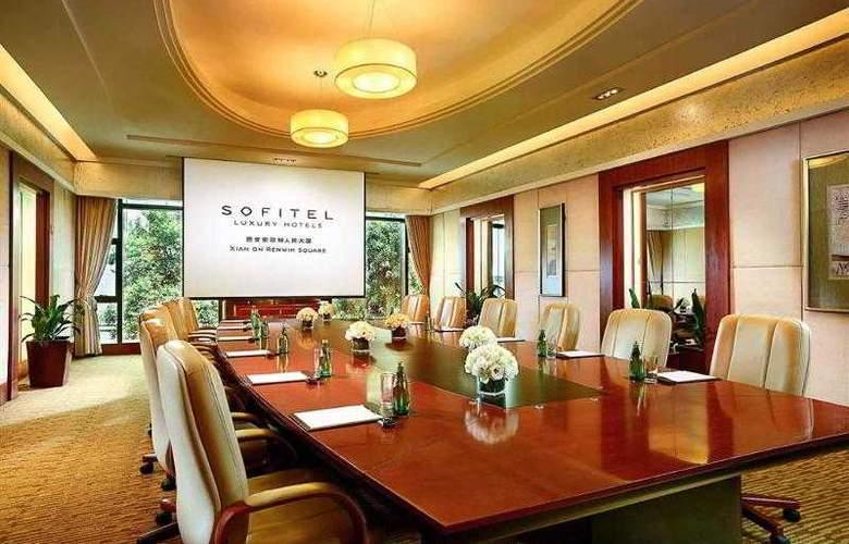 Sofitel On Renmin Square Xian - Hotel - 19