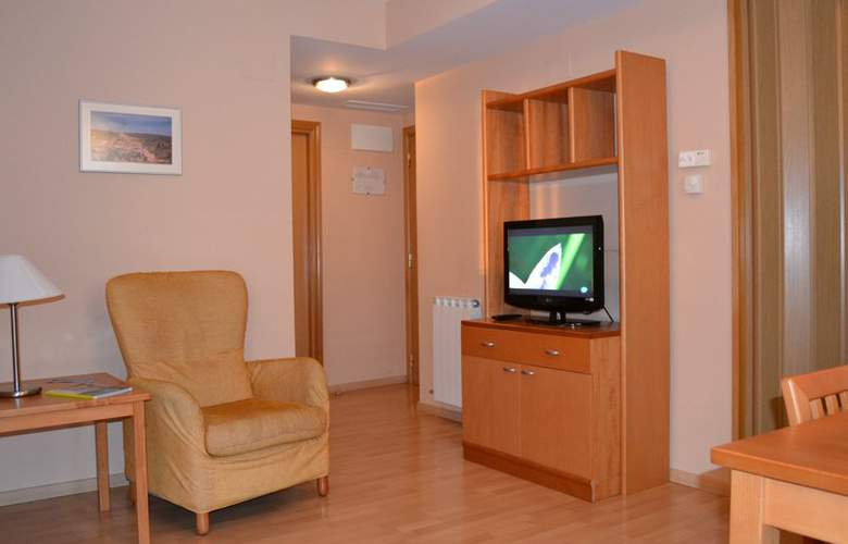 Sercotel Aparthotel Suites Huesca - Room - 4