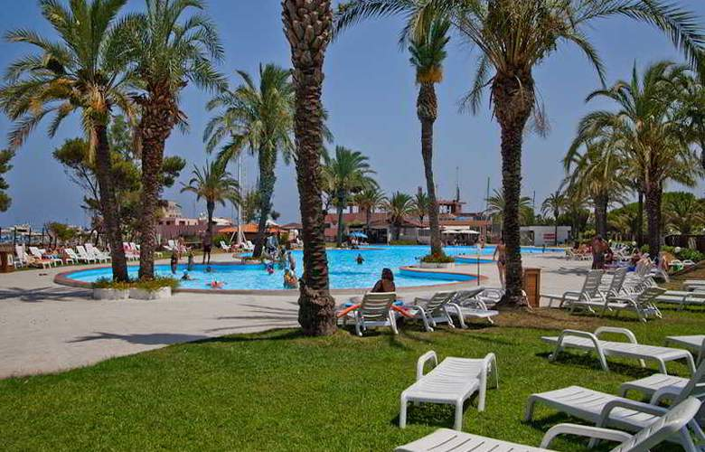Tindari Resort & Marina Beach - Pool - 21
