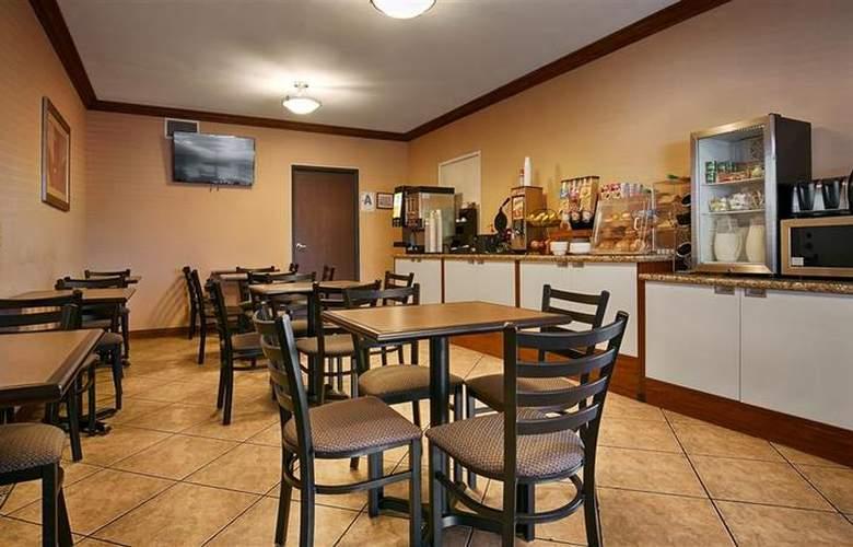 Best Western Santee Lodge - Restaurant - 47