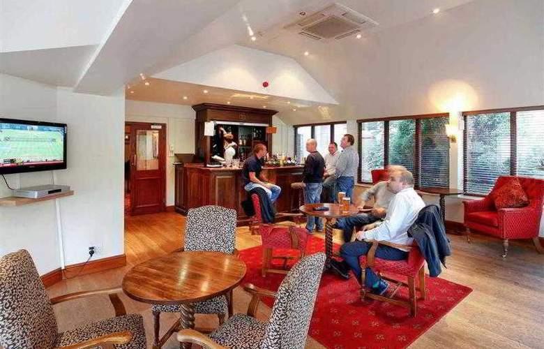 Mercure Telford Madeley Court Hotel - Hotel - 21