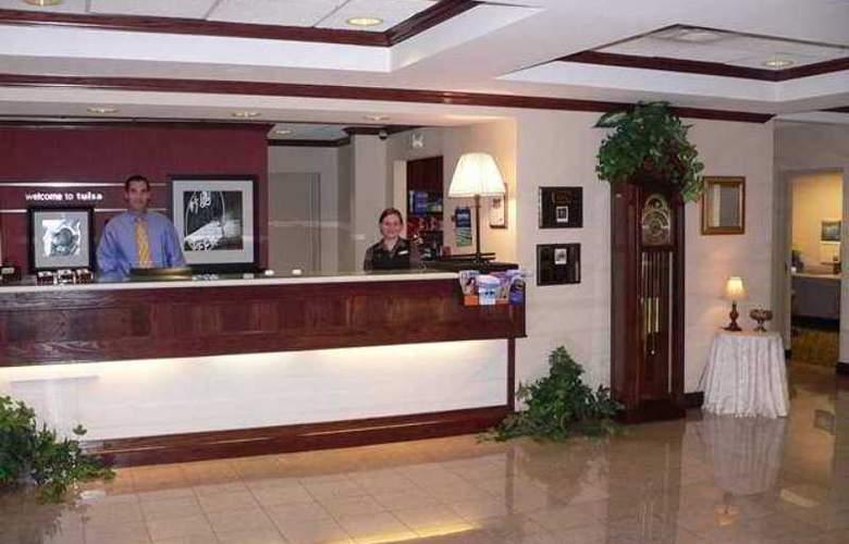 Hampton Inn & Suites Tulsa-Woodland Hills - Hotel - 9