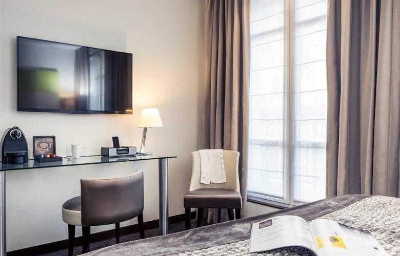 Mercure Paris La Sorbonne - Hotel - 18