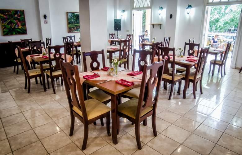 Sercotel Paseo Habana - Restaurant - 3