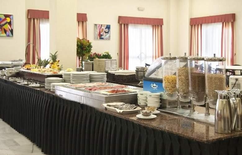 TRH La Motilla - Restaurant - 18