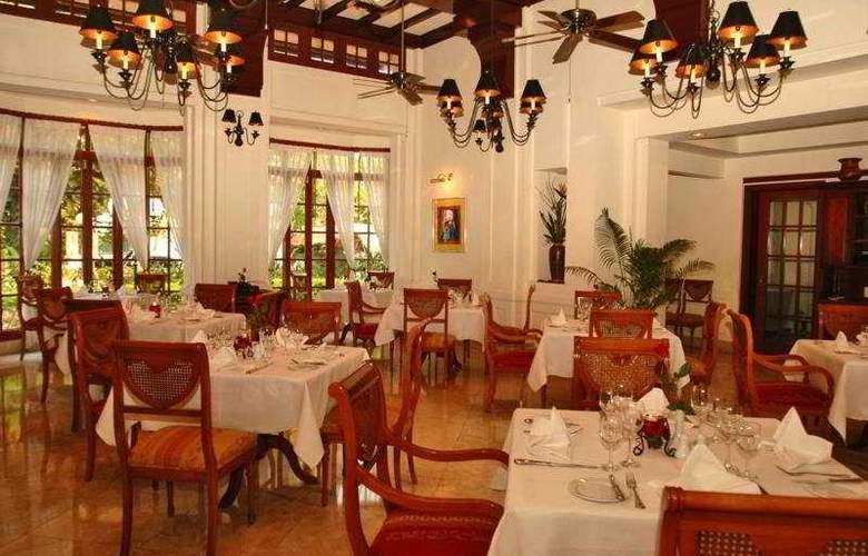 Settha Palace Hotel Vientiane - Restaurant - 10