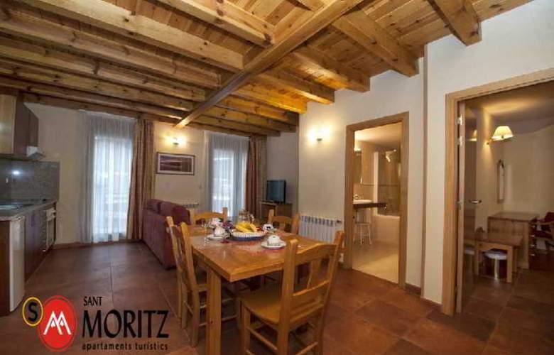 Apartamentos Sant Moritz - Room - 22