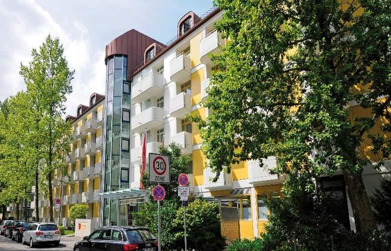 Leonardo Hotel & Residenz Muenchen - Hotel - 9