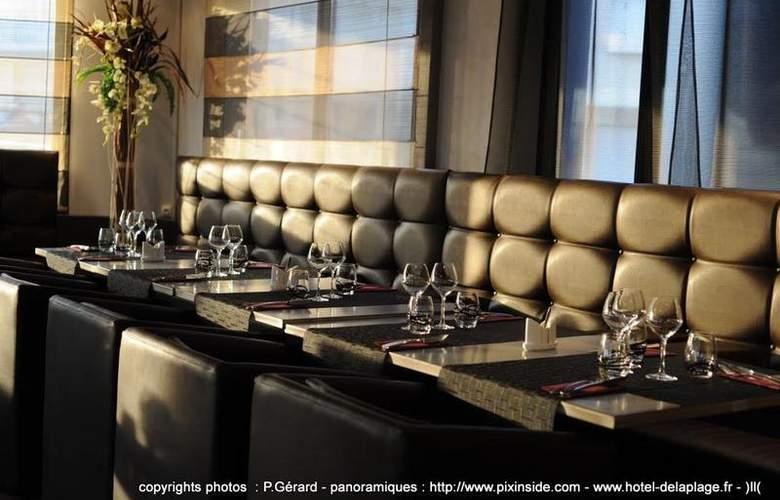 Best Western Hotel de la Plage - Restaurant - 44