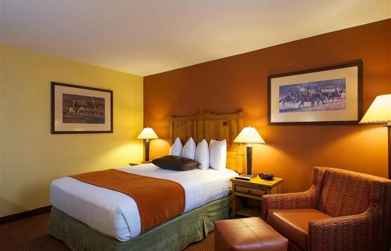 Best Western Plus Rio Grande Inn - Room - 51