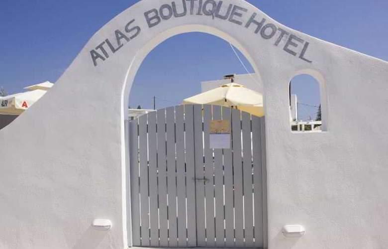 Atlas Boutique hotel - Hotel - 1