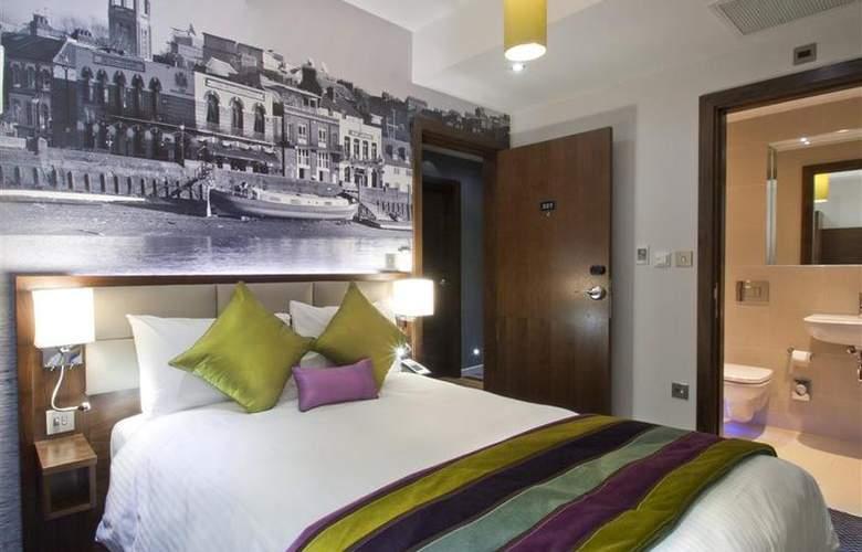 Best Western Plus Seraphine Hotel Hammersmith - Room - 96