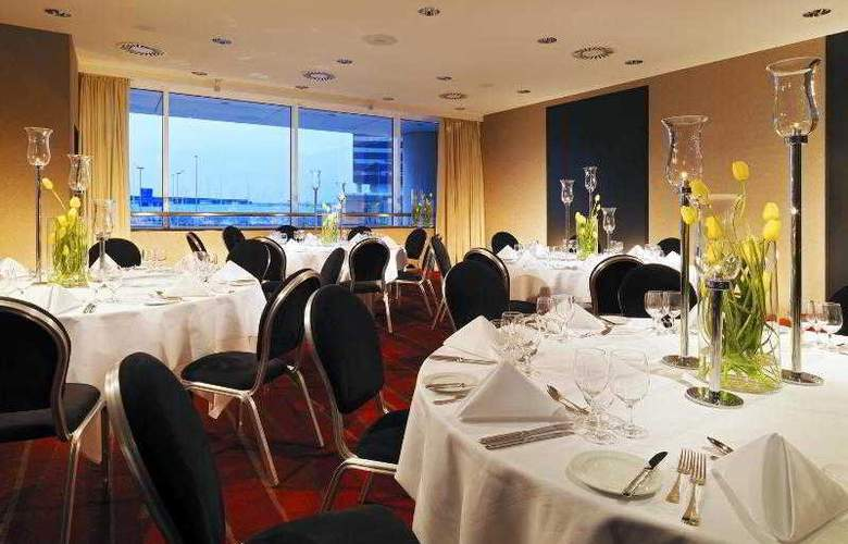 Sheraton Amsterdam Airport Hotel & Conference - Restaurant - 54